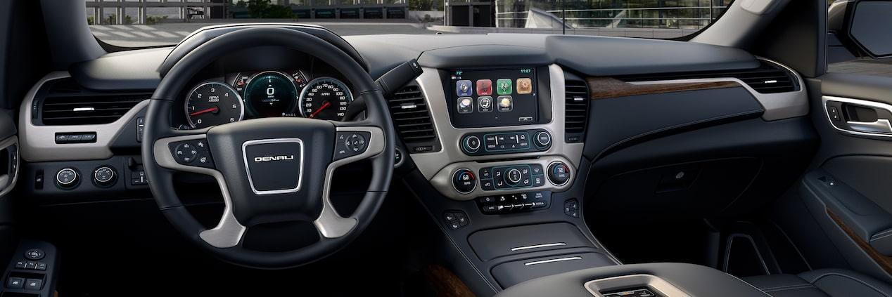 2019 GMC Yukon Denali | Interior Features | GMC Canada