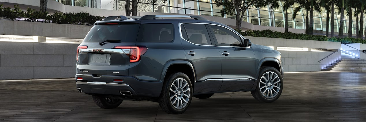 2020 GMC Acadia: Mid-update, News, Release >> 2020 Gmc Acadia Mid Size Suv Gmc Canada