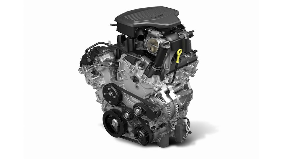 2021 GMC Acadia 3.6L V6 Engine.