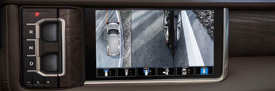 2021 Yukon HD Surround Vision.