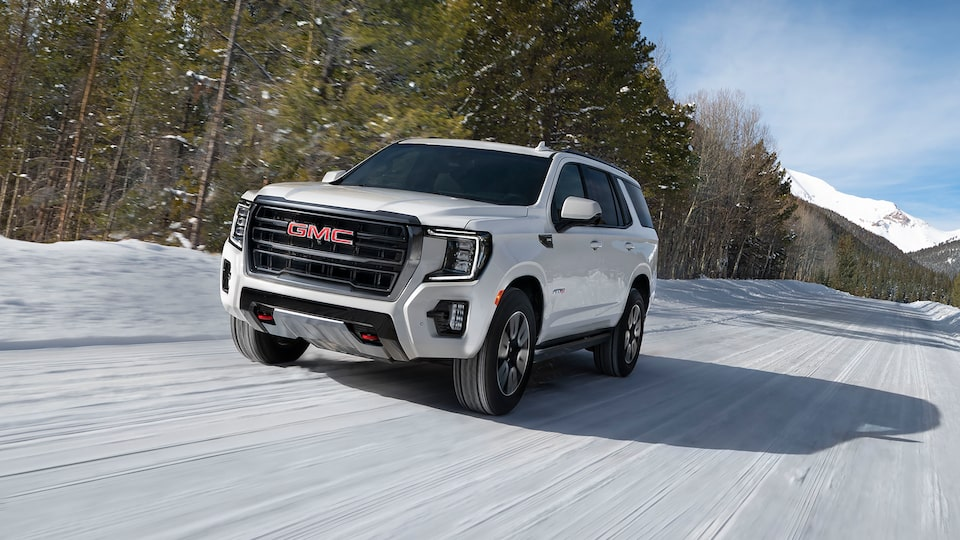 2021 Yukon Safety Hotspot.