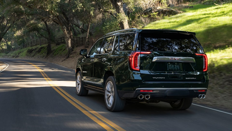 2021 GMC Magnetic Ride Control.