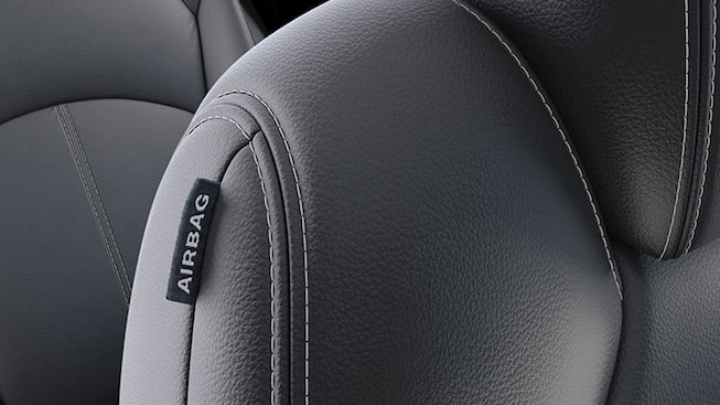 2019 GMC vehicles offer safety airbags.