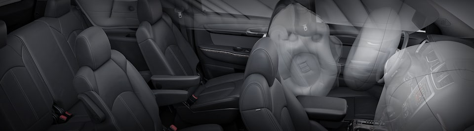 2019 GMC Vehicle's available safety features.