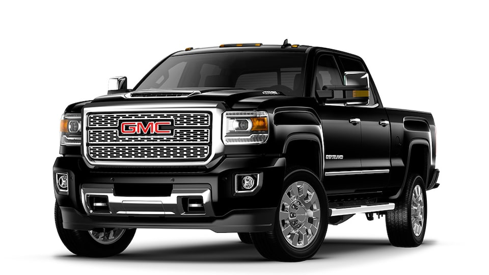 You may also like the 2019 GMC Sierra 2500HD Denali.
