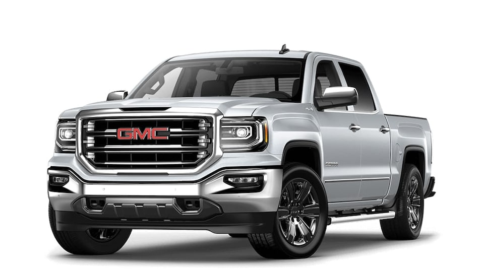 You may also like the 2019 GMC Sierra 1500.