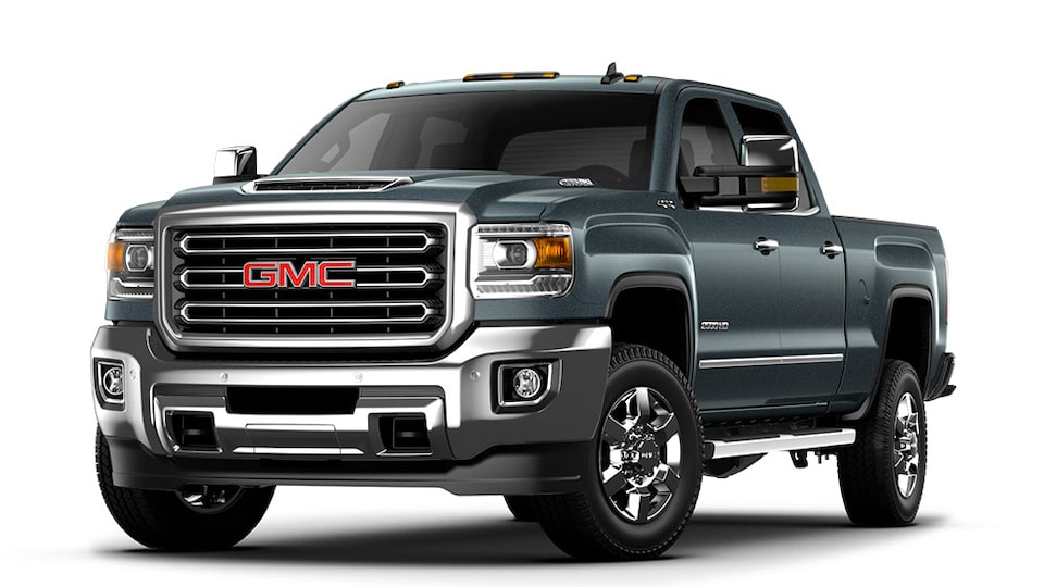 You may also like the 2019 GMC Sierra 2500HD.
