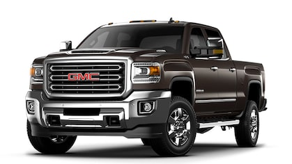 2019 GMC Sierra 3500HD heavy-duty pickup truck.