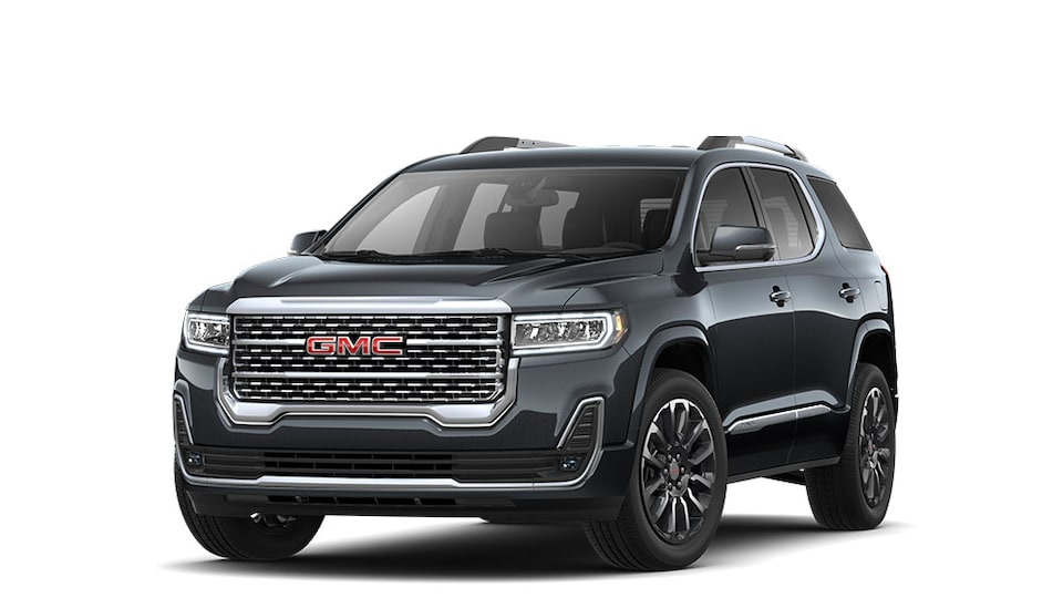 You might also like the 2020 GMC Acadia Denali.