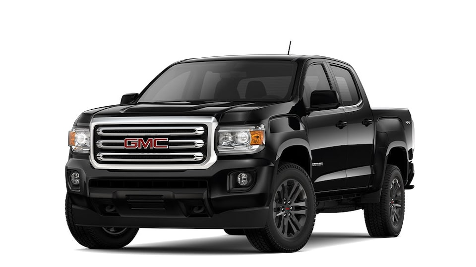 GMC Canyon 2020 - Noir onyx.