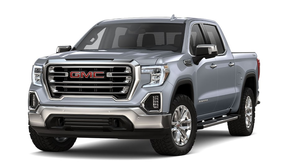 2020 Sierra 1500 Satin Steel Metallic.