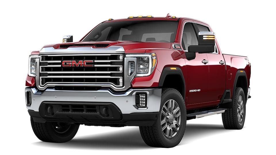 2020 Gmc Sierra Hd Build And Price Selector Gmc Canada