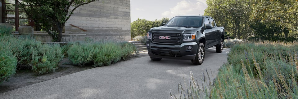 The 2019 GMC Canyon All Terrain mid-size pickup truck.