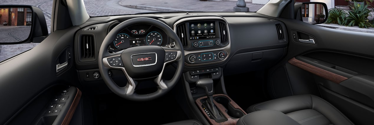 2019 GMC Canyon Denali | Interior Features | GMC Canada