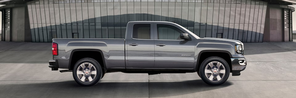 The 2019 GMC Sierra 1500 Limited.