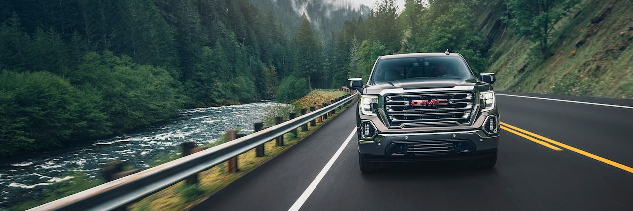 The 2019 GMC Sierra 1500 comes with many available safety features.