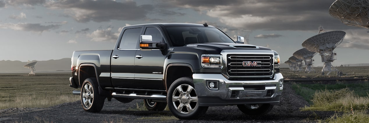 2019 GMC Sierra HD | Heavy-Duty Pickup Truck | GMC Canada
