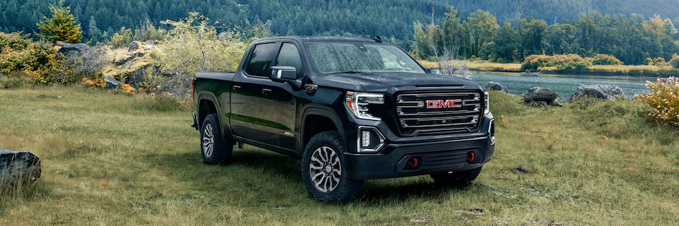 2020 gmc sierra 1500 at4 | exterior features | gmc canada