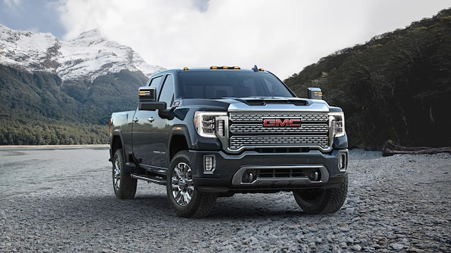 2020 GMC Sierra HD | Photo Gallery | GMC Canada
