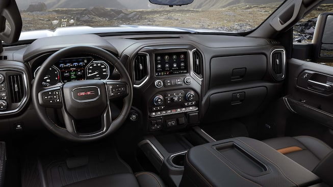 2020 Gmc Sierra Hd Heavy Duty Pickup Truck Gmc Canada