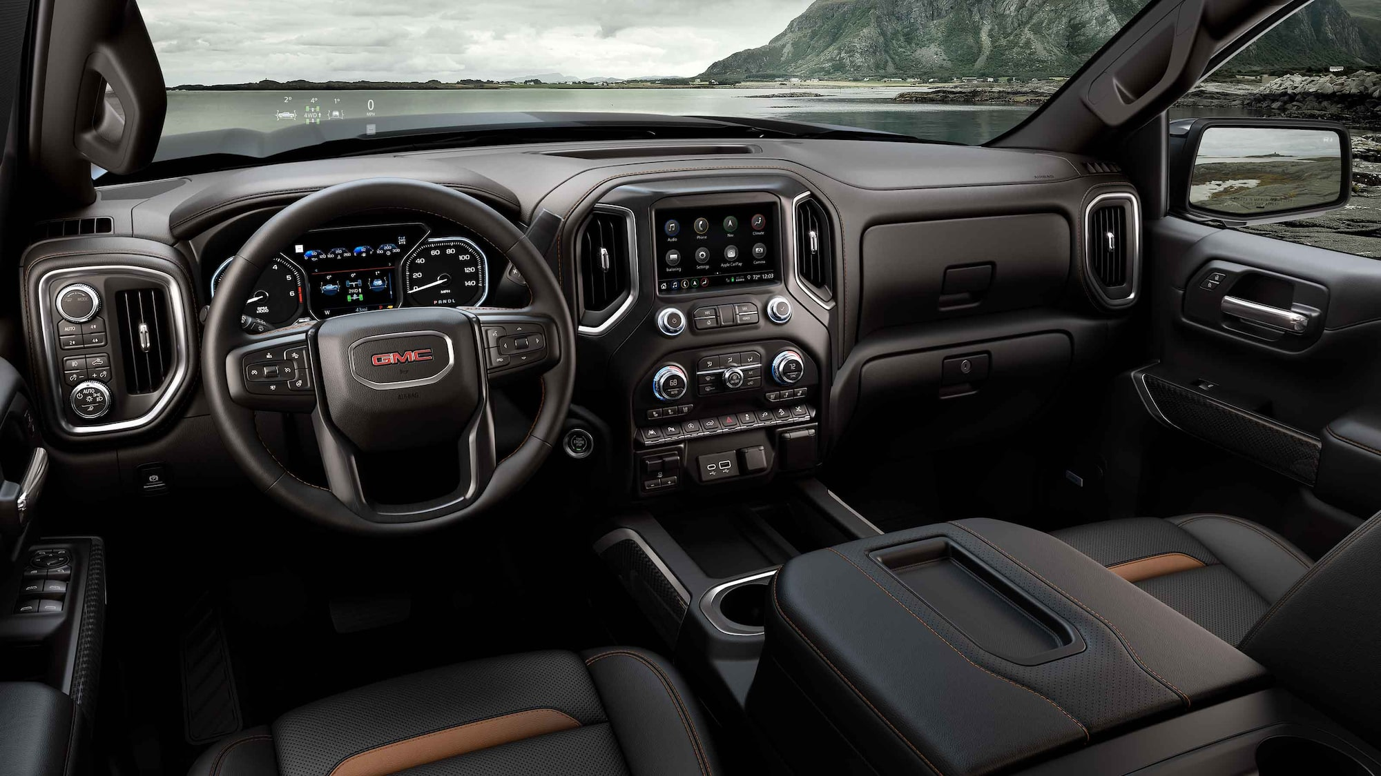 2021 Gmc Sierra 1500 At4 Off Road Truck Gmc Canada
