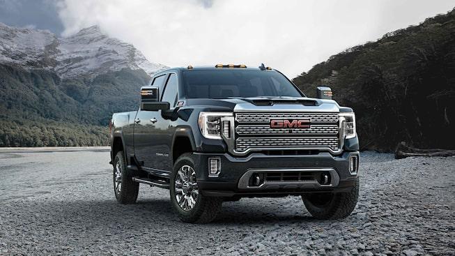 2021 gmc sierra hd denali | heavy-duty pickup truck | gmc