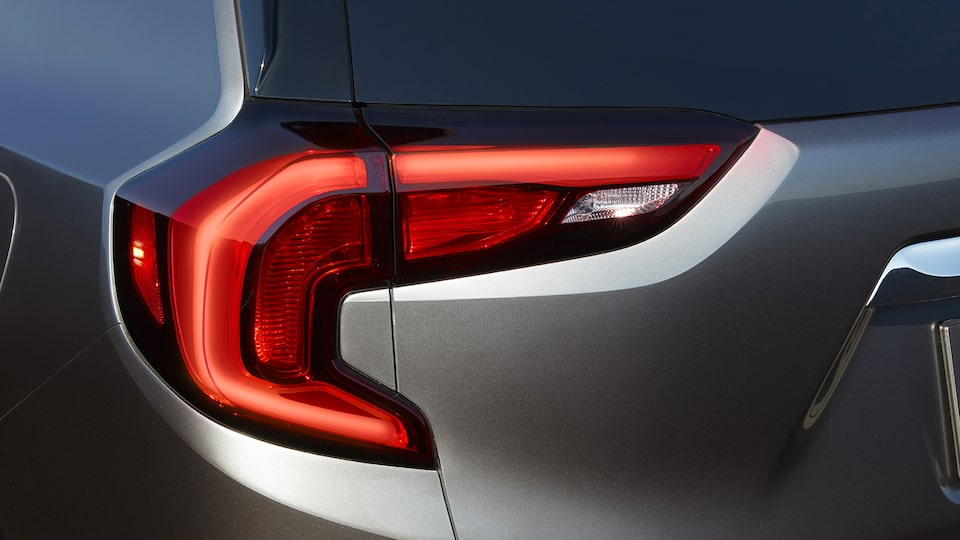 2020 Terrain Tail Lamps.