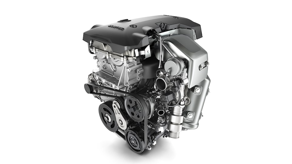 2020 GMC Terrain Denali Capacity Gas Engine.