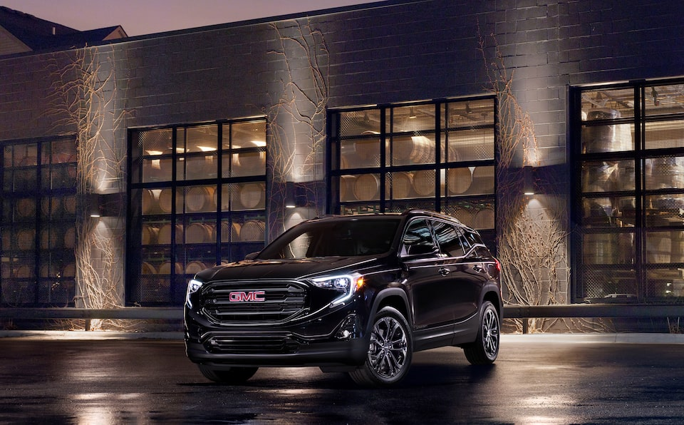 2020 GMC Terrain Special Edition Elevation Edition Exterior Front.
