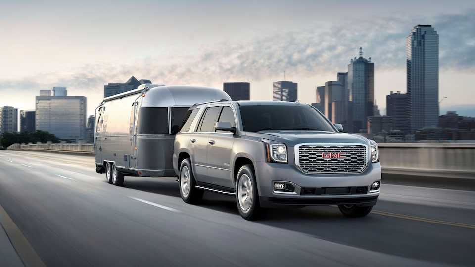 2020 GMC Yukon Denali Full Size SUV Powerfully Capable Towing.