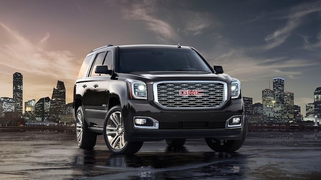 2020 GMC Yukon Denali Full Size SUV City.
