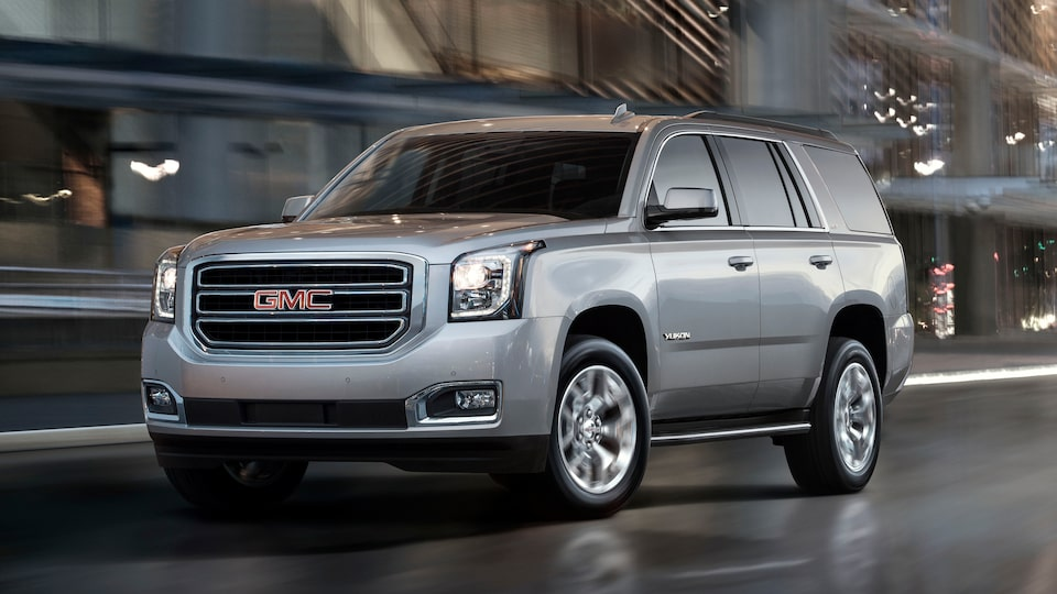 2020 gmc yukon | exterior features | gmc canada