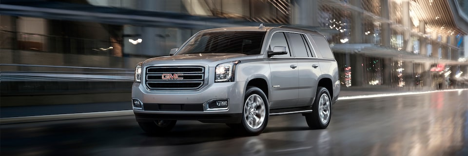 2020 GMC Yukon full-size SUV Safety Features.