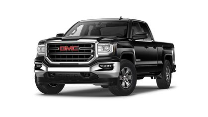 2019 GMC SIERRA LIMITED DOUBLE CAB KODIAK EDITION