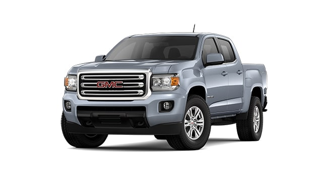 GMC CANYON SLE 2019 À CABINE MULTIPLACE 4X4