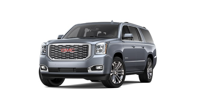 GMC YUKON XL DENALI ULTIMATE 2020