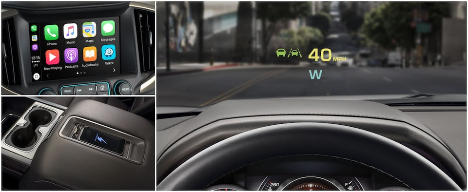 2019 GMC Denali comes with multiple technology features.