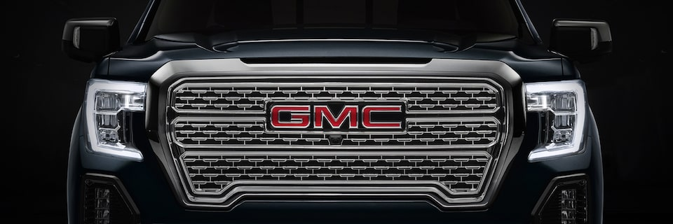 2020 GMC Denali luxury trucks, SUVs, and Crossovers.