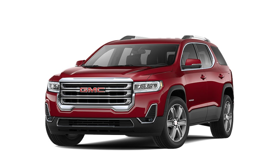 Download a Brochure: 2020 GMC Acadia