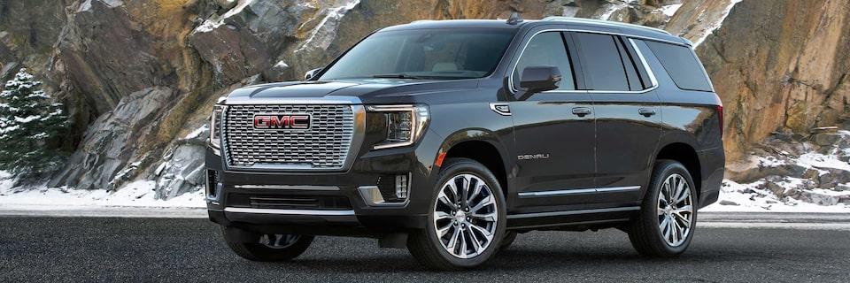 2021 GMC Yukon | Full-Size SUV | GMC Canada