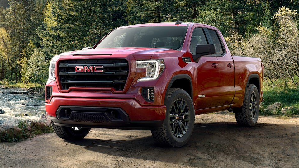 2019 GMC Sierra Elevation.