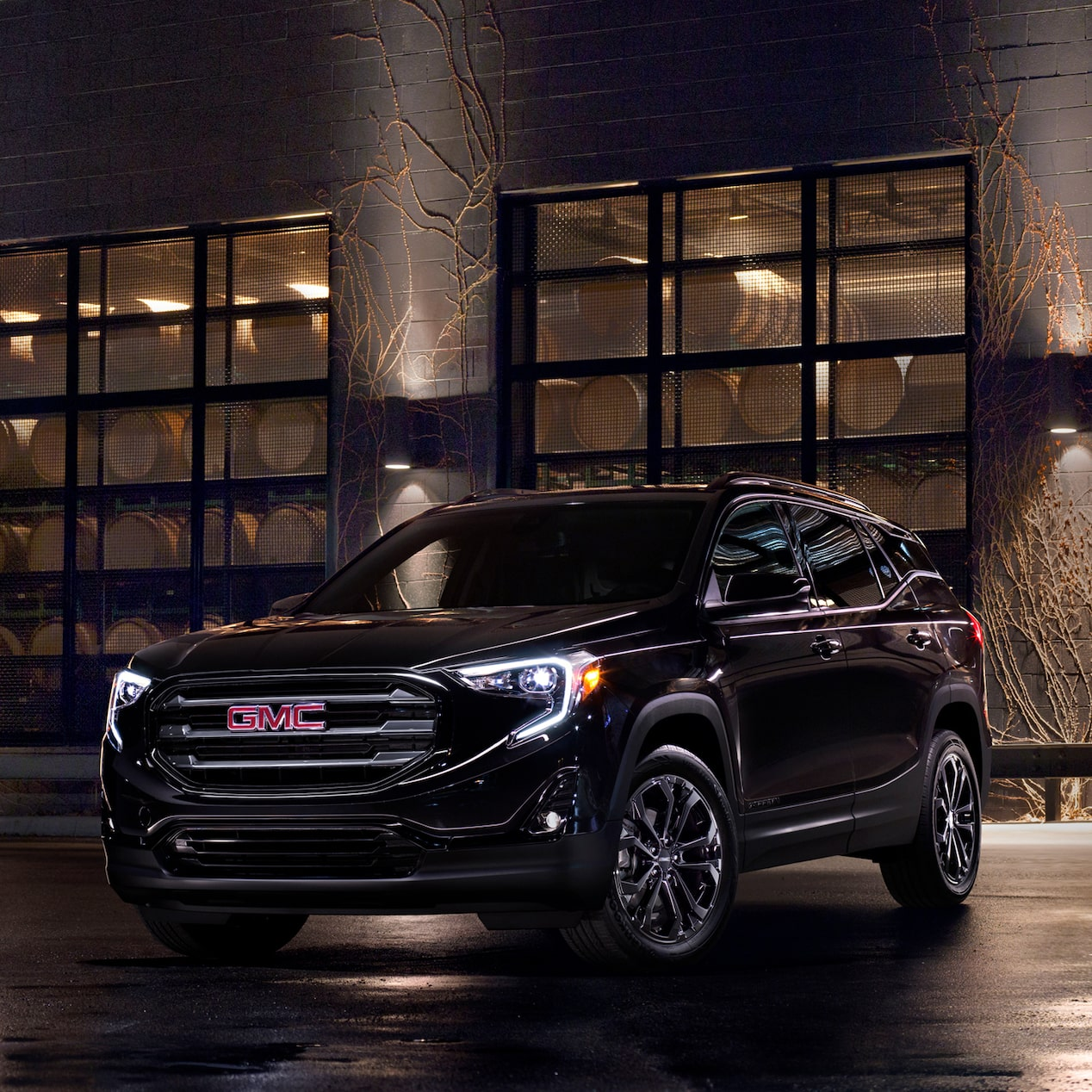 2019 GMC Terrain and Acadia.
