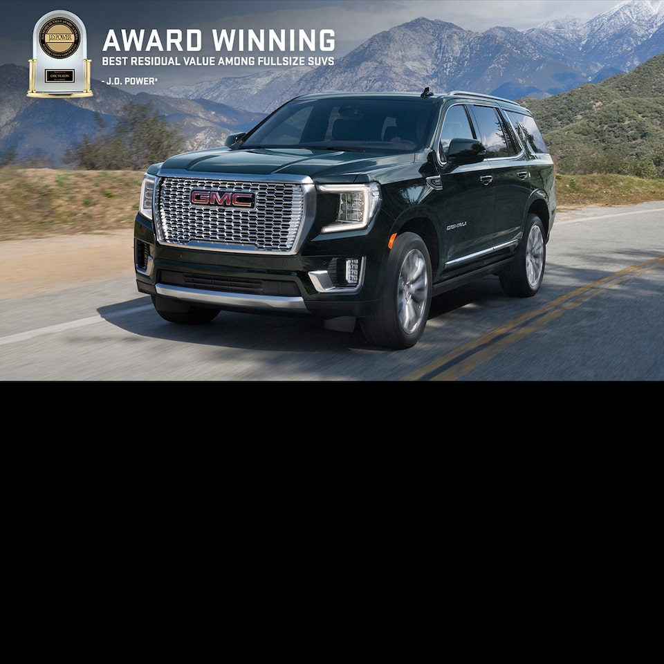 NEXT GENERATION YUKON