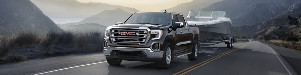 Trailering Guide for 2019 GMC Vehicles.