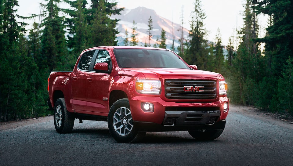 2020 GMC Canyon All Terrain Off Road.