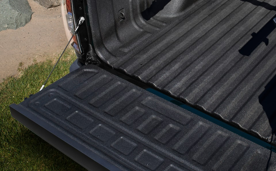 2020 GMC Canyon All Terrain Mid-Size Truck Special Edition Truck Bed.