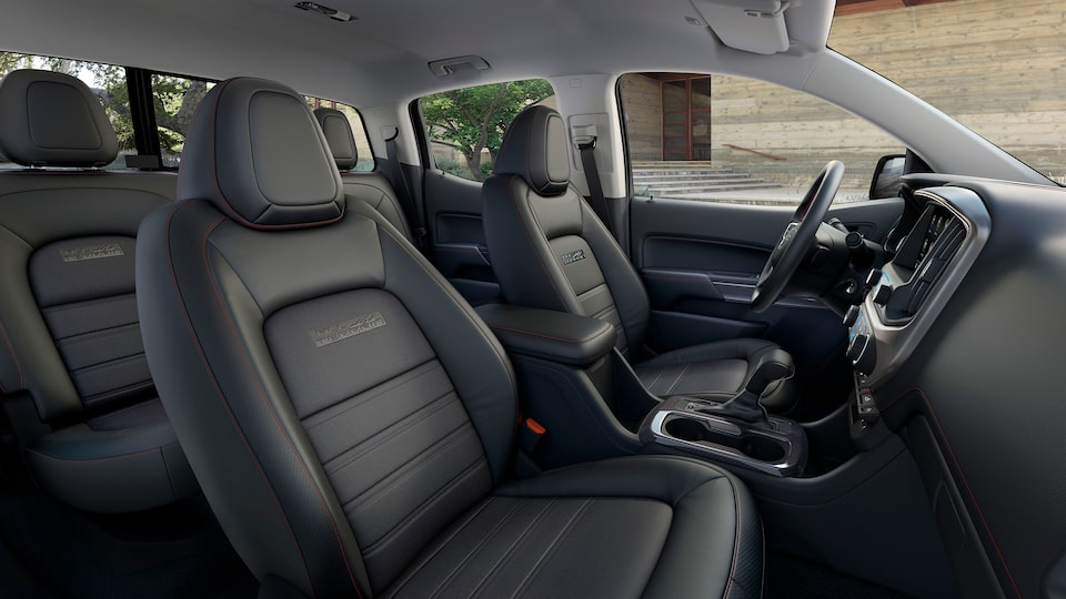 2020 Canyon All Terrain Featuring: Interior Seating.