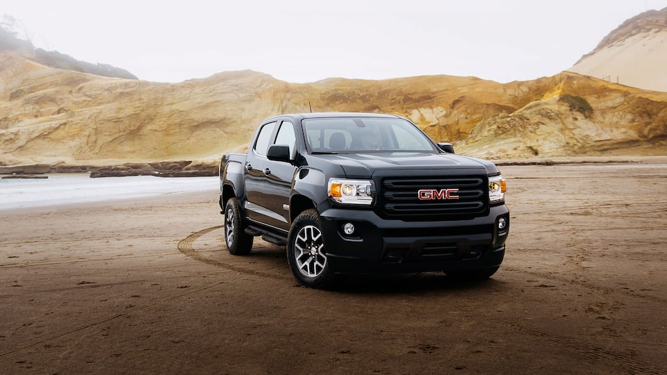 2020 GMC Canyon All Terrain Featuring: Packages.