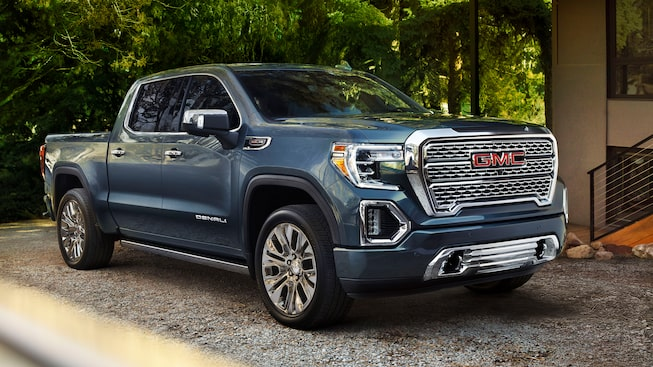 2020 GMC Sierra 1500 Denali | Light-Duty Pickup Truck ...
