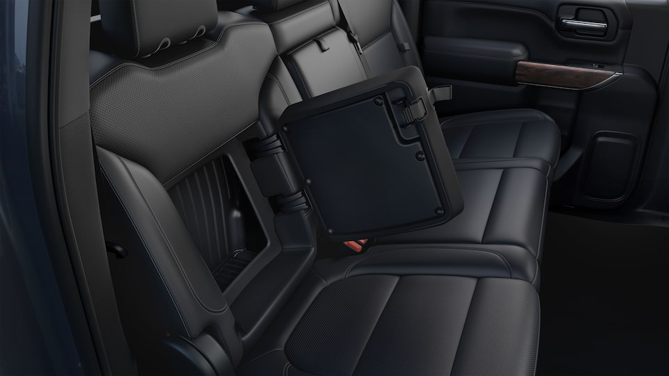 Cargo Solution Of The 2020 Sierra HD Denali.